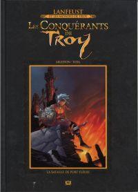 Lanfeust et les mondes de Troy T33 : Les Conquérants de Troy - La bataille de Port-Fleuri (0), bd chez Hachette de Arleston, Tota, Lamirand
