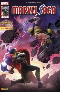 Marvel Saga T2 : Le Tournoi des Champions, comics chez Panini Comics de Ewing, Medina, Labourot, Crossley, Curiel, Guru efx, Frizzera