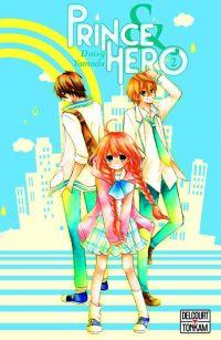 Prince & hero T2, manga chez Tonkam de Yamada