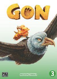 Gon T3 : , manga chez Pika de Tanaka