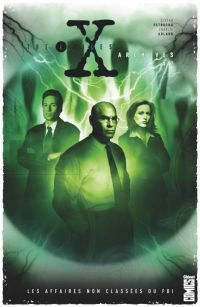 The X-Files [Archives] T2 : , comics chez Glénat de Petrucha, Adlard, Boonthanakit, Digital Chameleon, Freeman, Kindzierski, Smith