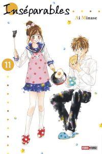 Inséparables  T11 : , manga chez Panini Comics de Minase