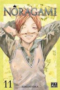 Noragami T11 : , manga chez Pika de Adachi