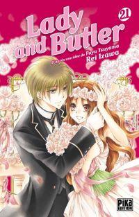 Lady and butler T21 : , manga chez Pika de Tsuyama, Izawa