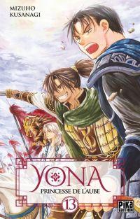Yona, princesse de l'aube  T13, manga chez Pika de Mizuho