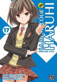 La mélancolie de Haruhi - Brigade SOS T17, manga chez Pika de Tanigawa, Tsugano