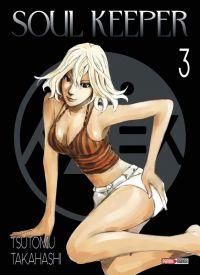 Soul Keeper  T3, manga chez Panini Comics de Takahashi