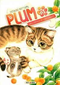 Plum, un amour de chat  T11, manga chez Soleil de Hoshino