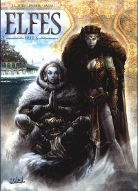 Elfes : Elfes bleus (tomes 1 et 6) (0), bd chez Soleil de Istin, Duarte, Saito