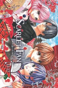 Scarlet fan - a horror love romance  T11 : Volume 11-12, manga chez Soleil de Kumagai