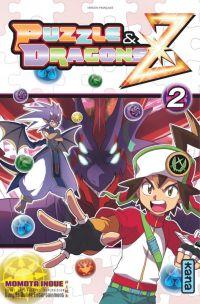 Puzzle & dragons Z  T2, manga chez Kana de Inoue