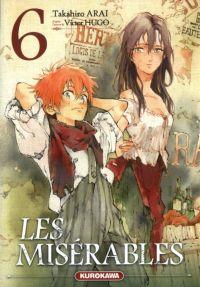 Les Misérables T6 : , manga chez Kurokawa de Hugo, Arai