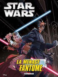 Star Wars Episode 1, comics chez Delcourt de Ferrari, Ghiglione, Chue, Piana, Attardi, Turotti, Kawaï Creative Studios