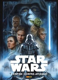 Star Wars - L'Empire contre-attaque, comics chez Panini Comics de Goodwin, Williamson, Sotomayor, Granov