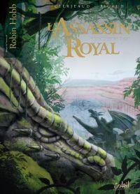 L'assassin royal T10 : Vérité le Dragon, bd chez Soleil de Clerjeaud, Picaud, Cerminaro