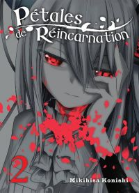 Pétales de réincarnation T2, manga chez Komikku éditions de Konishi