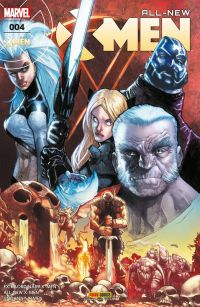 All-New X-Men T4 : Weirdworld (0), comics chez Panini Comics de Lemire, Bunn, Hopeless, Bagley, Land, Ibañez, Woodard, Ramos, Ramos