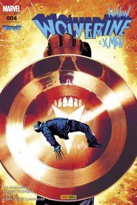 All-New Wolverine & X-Men T4 : Le père disparu, comics chez Panini Comics de Bowers, Bemis, Lemire, Sims, Taylor, Sorrentino, Walsh, Takara, Firmansyah, Maiolo, Milla, Boyd, Redmond