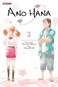 Ano Hana T3 : , manga chez Panini Comics de Okada, Izumi