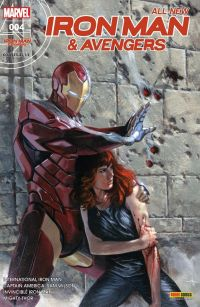 All-New  Iron Man & Avengers T4 : En quête de vérité, comics chez Panini Comics de Aaron, Spencer, Bendis, Deodato Jr, Maleev, Dauterman, Renaud, Mounts, Fajardo Jr, Wilson, Martin jr, Dell'otto