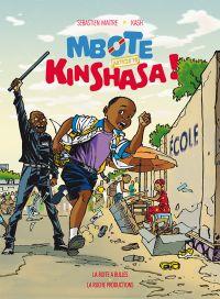 Mbote Kinshasa : Article 15, bd chez La boîte à bulles de Maître, Kash, Esale