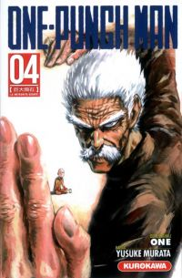One-Punch Man T4 : La météorite géante, manga chez Kurokawa de Murata, One