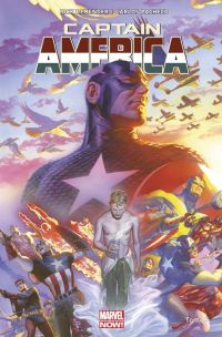 Captain America (vol.7) T5 : Le soldat de demain (0), comics chez Panini Comics de Remender, Lee, Renaud, Pacheco, Immonen, Timm, White, Gandini, Stewart, Oback, Gracia, Loughridge, Ross