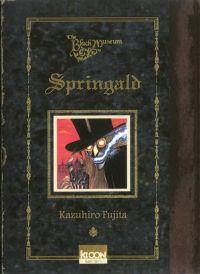 Springald : , manga chez Ki-oon de Fujita