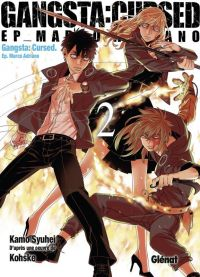 Gangsta Cursed Ep_Marco T2, manga chez Glénat de Kohske, Kamo