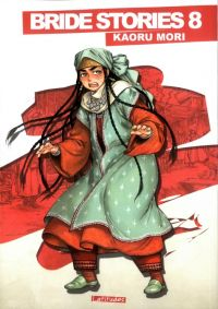 Bride stories - deluxe T8, manga chez Ki-oon de Mori