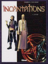 Incantations T1 : Louise (0), bd chez Glénat de Derrien, Van Liemt, Cesano