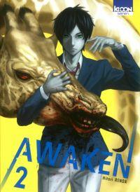 Awaken T2 : , manga chez Ki-oon de Renda