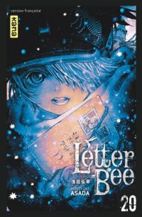 Letter bee T20, manga chez Kana de Asada