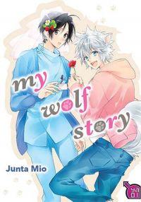 My wolf story, manga chez Taïfu comics de Junta