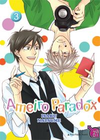 Ameiro paradox T3, manga chez Taïfu comics de Natsume