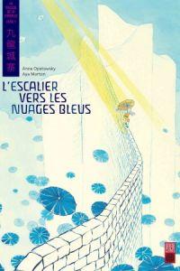 La trilogie de la citadelle T1 : L'escalier vers les nuages bleus, manga chez Urban China de Opotowsky, Morton