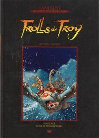 Lanfeust et les mondes de Troy T64 : Pas de Nöl pour le père Grommël (0), bd chez Hachette de Arleston, Mourier, Guth