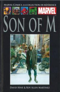 Marvel Comics, la collection de référence T63 : Son of M (0), comics chez Hachette de Hine, Martinez, Pantazis