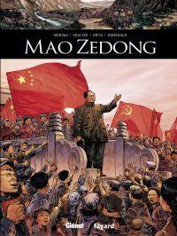 Mao Zedong, bd chez Glénat de Domenach, Voulyzé, Morvan, Ortiz, Meloni, Priori