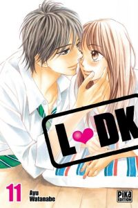 L-DK T11 : , manga chez Pika de Watanabe