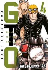 GTO - Paradise Lost T4 : , manga chez Pika de Fujisawa