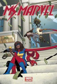 Miss Marvel T2 : Génération Y (0), comics chez Panini Comics de Wilson, Alphona, Wyatt, Herring