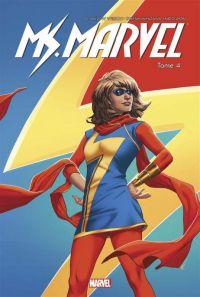 Miss Marvel T4 : Super Célèbre (0), comics chez Panini Comics de Wilson, Alphona, Leon, Miyazawa, Herring