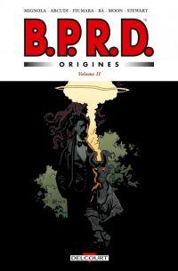 B.P.R.D. - Origines T2 : 1948 / Vampire (0), comics chez Delcourt de Ba, Mignola, Arcudi, Moon, Fiumara, Stewart