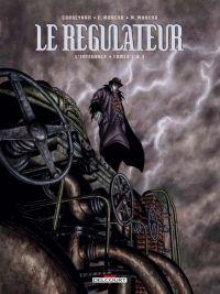 Le régulateur : , bd chez Delcourt de Corbeyran, Moreno, Moreno