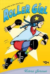 Roller Girl, comics chez 404 éditions de Jamieson