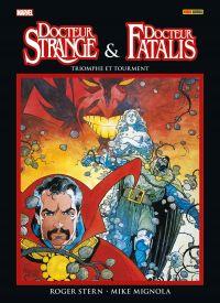 Docteur Strange & Docteur Fatalis : Triomphe et Tourment (0), comics chez Panini Comics de Stern, Mignola, Badger