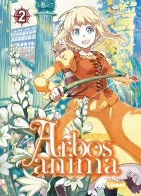Arbos anima T2, manga chez Glénat de Hashimoto