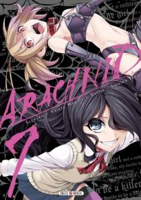Arachnid T7, manga chez Soleil de Murata, Ifuji