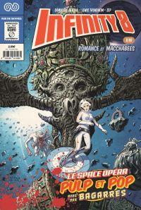 Infinity 8 (comics) T1 : Romance et macchabées (1/3) (0), comics chez Rue de Sèvres de Trondheim, Bertail